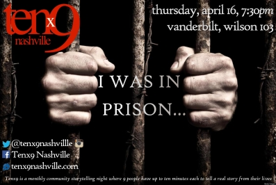 20-SPECIAL-I Was in Prison
