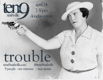 46-Trouble