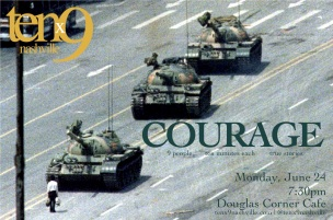 70- Courage